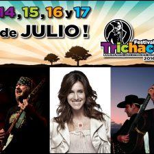 Llega el 14° Festival TRICHACO 2016