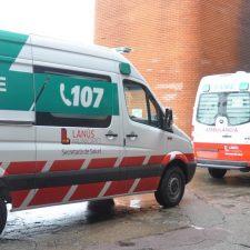 El SAME de La Plata suma 15 ambulancias