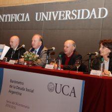 Tiempo de balance: nuevo informe de la UCA