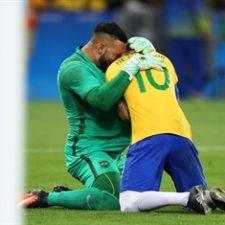 Brasil por penales finalmente conquistó el oro