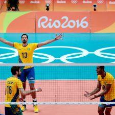 Brasil se quedó con el oro el vóley