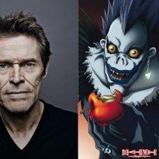 Death Note: Willem Dafoe será la voz de Ryuk el Shinigami