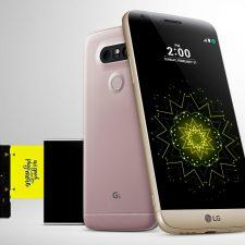 Desembarcó el LG G5 en Argentina