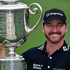 Golf: Jimmy Walker se quedó con el PGA Championship