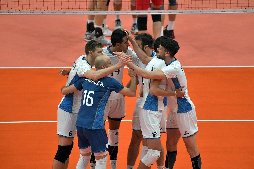 Histórica victoria del Voley Río 2016