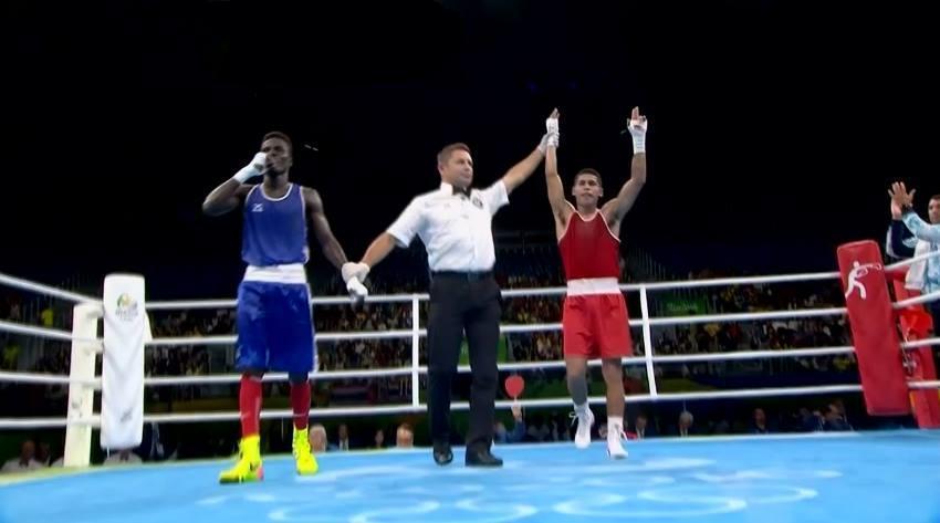 Impacto Melian ganó su primer combate en Río