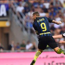 Inter empató con un gol de Icardi