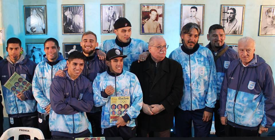 Los boxeadores argentinos ya tienen rival en Río 2016