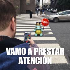 Recomendaciones oficiales para jugar Pokémon GO en Argentina