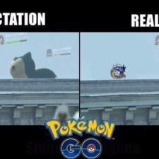 Salió el Pokémon GO y se convirtió en memes