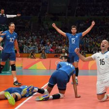 Voley histórico: Argentina clasificó primera a cuartos de final