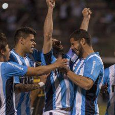 Racing de la mano de Ubeda sigue en la Copa Argentina