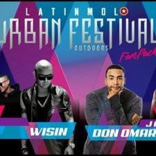 """Llega el """"Latinmol Urban Festival"""""""