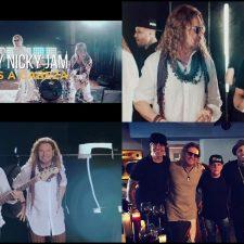"""""""De Pies A Cabeza"""" el video estreno de Maná y Nicky Jam"""