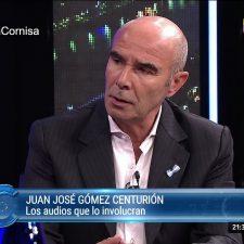 Gómez Centurión se defendió en La Cornisa