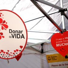 Día del Niño: Campaña de donación de Sangre