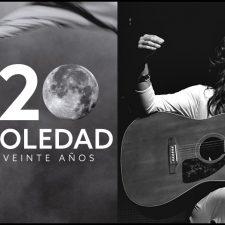 Soledad 20 Años en el Luna