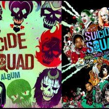 """Llega: """"Suicide Squad, The Album"""""""