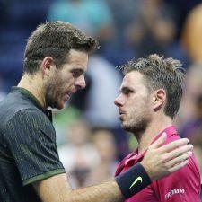 Delpo ovacionado pese a perder en el US Open