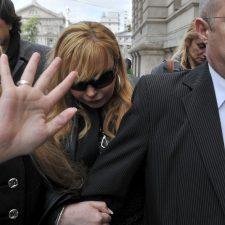 Giselle Rímolo vuelve a prisión