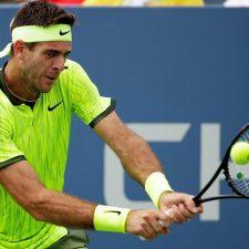 Delpo avanza en el US Open