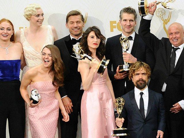 Game of Thrones es la serie más exitosa en la historia de los Emmy