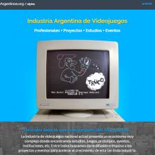 Juegosargentinos.org: el sitio de la industria gamer del país