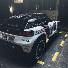 Galería en detalle: Peugeot 3008 DKR para el Dakar 2017