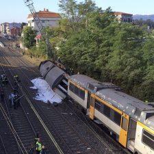 Accidente ferroviario fatal en España: 4 muertos