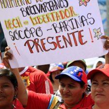Las Regiones Exigen: nueva marcha en Venezuela
