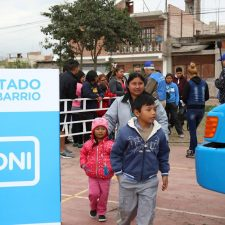 El Estado en tu Barrio llega a Jujuy