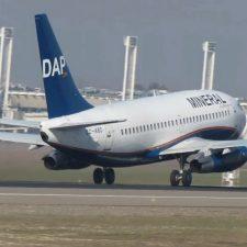 DAP volará a Ushuaia desde Punta Arenas