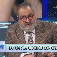 Lanata durísimo contra CFK y Dalbón