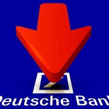 Deutsche Bank al borde de la quiebra