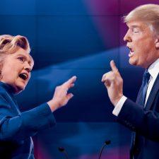 Lo que dejó el último debate entre Clinton y Trump