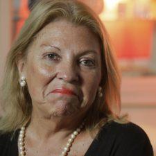 Operaron de urgencia a Lilita Carrió
