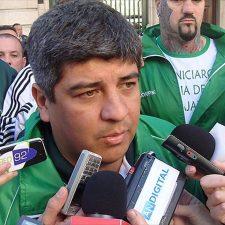 Pablo Moyano amenazó a la CGT