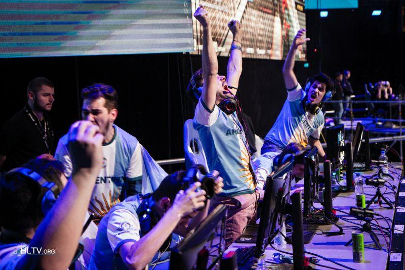 GG, IZI PIZI: Argentina llegó a la final del mundial de Counter Strike GO