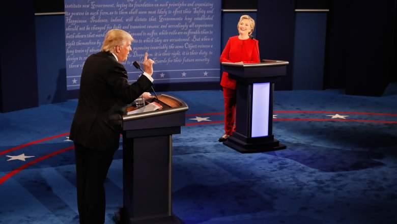Hillary y Trump se enfrentaron en otro debate muy picante