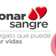 Rosh Hashana donando sangre