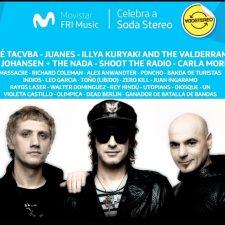 El Movistar FRI Music celebra la música de Soda Stereo