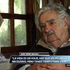 Imperdible entrevista de Fantino a Pepe Mujica