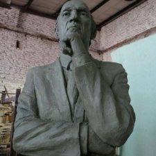 Boca presenta la estatua de Carlos Bianchi