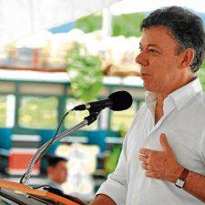 Nobel de la Paz para el Presidente Santos