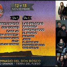 Me Rio Grande, el festival de rock más austral del continente
