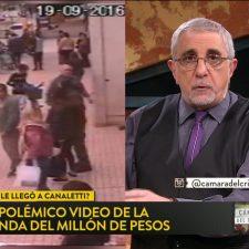 Video y nueva amenaza de la Banda del Millón a Canaletti
