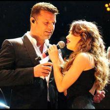 Lali invitada especial de Ricky Martin en sus shows por Mexico