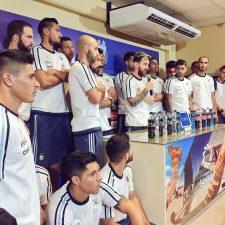 """Messi tras el partido: """"No hablaremos más con la prensa"""""""