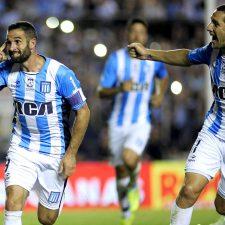 Racing le dio un golpe duro a Independiente y lo goleó en el clásico