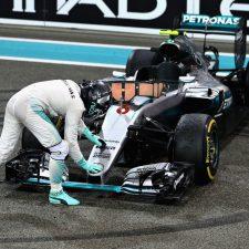 Rosberg es campeón de la F1 tras un final emocionante